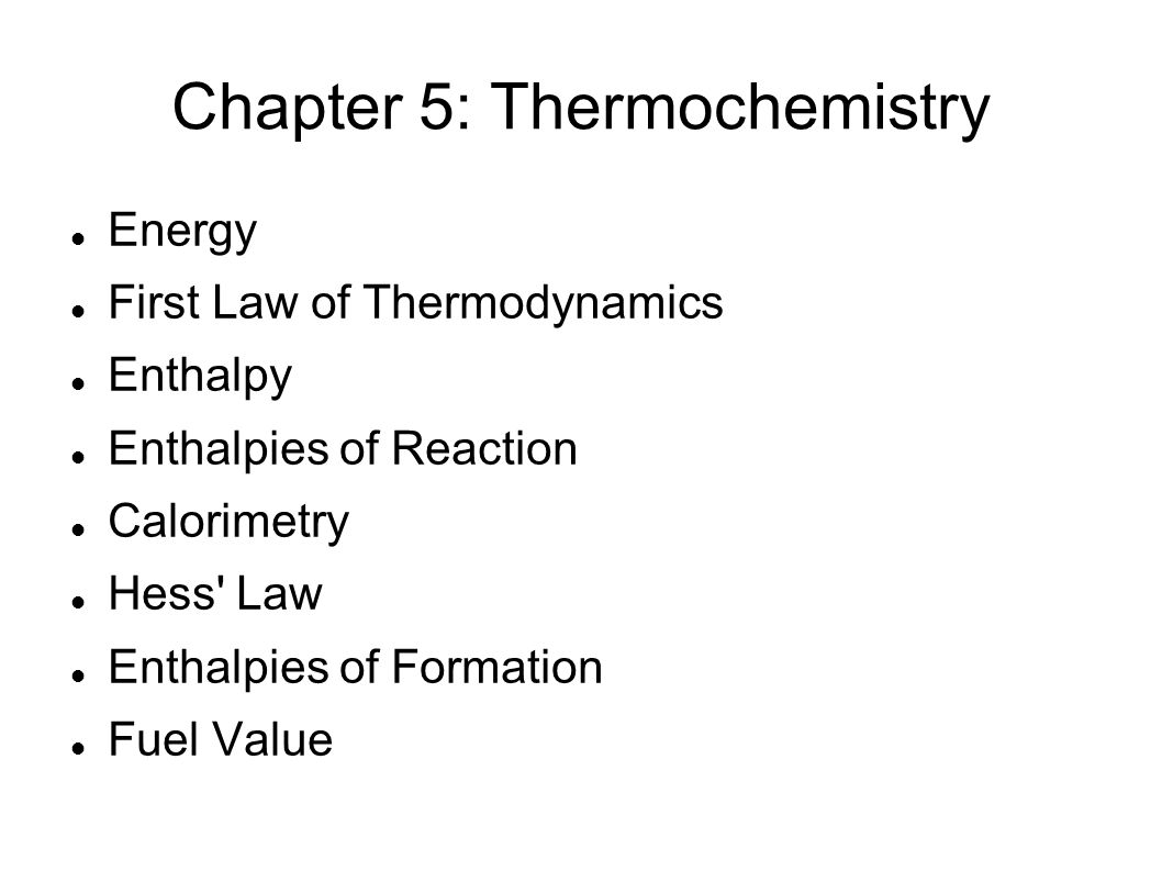 thermo chemistry key terms Thermochemistry is the branch of physical chemistry which deals with the heat changes caused by chemical reactions thus, calorimetry can be used to measure the energy.