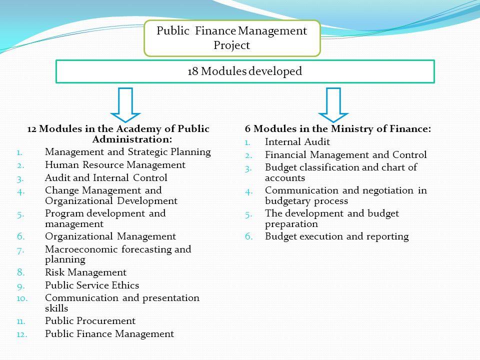 explain the concept of public finance