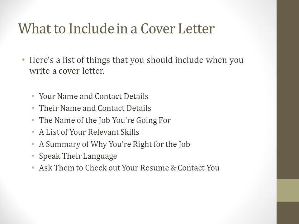 Cover Letter Youth Central Cover Letters Templates Ppt Download