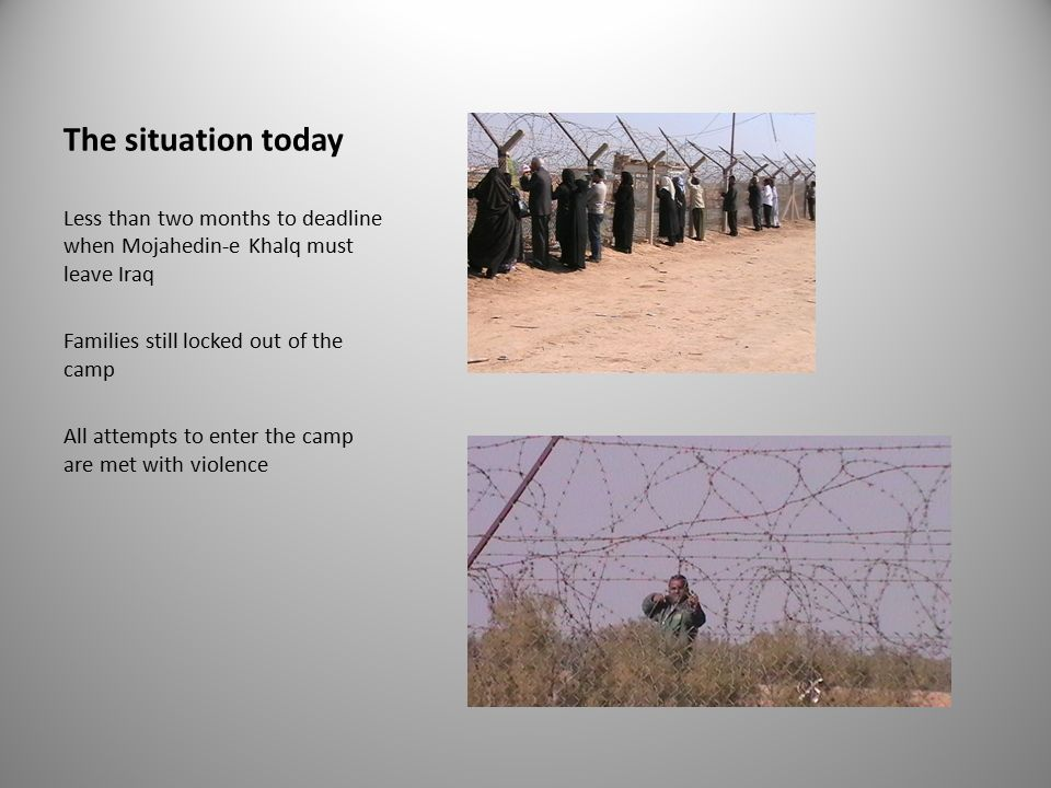 The Life of Camp Ashraf - Mojahedin-e Khalq Victims of Many Masters
