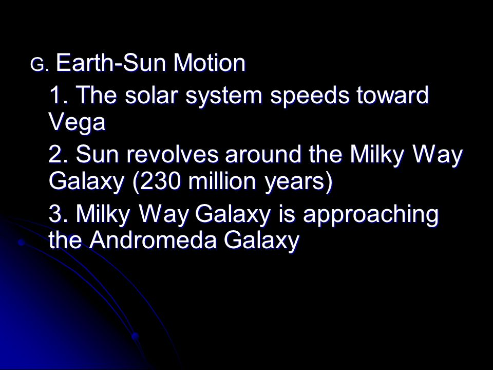 22 2 The Earth-Moon-Sun System Pages I  Motions of Earth A