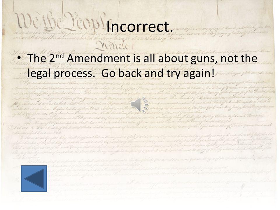 The Bill of Rights For 12 th Grade Civics Cody Neamand Click