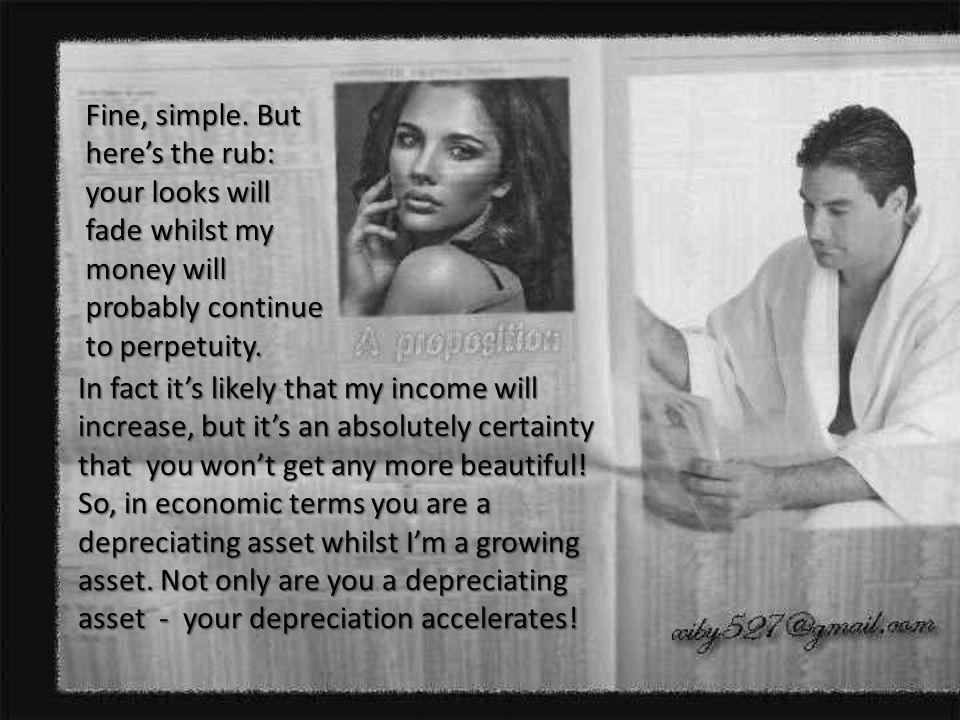 dating depreciating asset indian dating app toronto