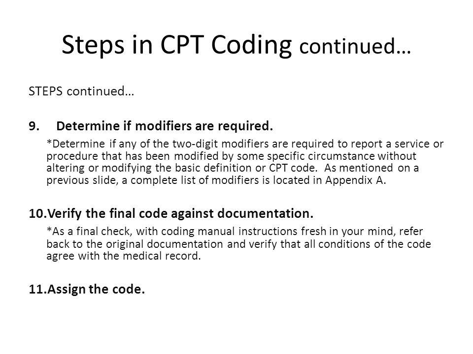 mo260 seminar 5 topics icd 9 cm organization of the icd 9 cm steps rh slideplayer com cpt coding manual ebook cpt coding manual pdf