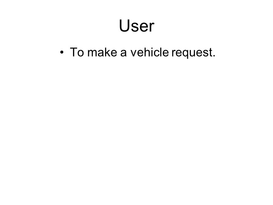 Online Cab Booking System Process Flow Users, request for