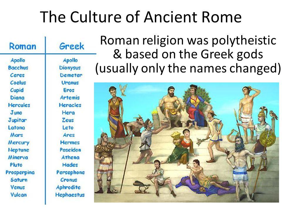 greek roman civilization