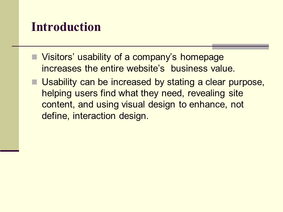 """Jakob Nielsen's """"Top Ten Guidelines for Homepage Usability"""