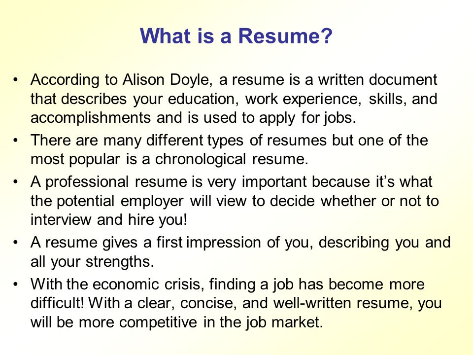 Alison doyle resume writing how to start writing an opinion essay