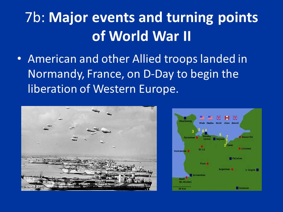 the turning points of world war ii Major turning points of world war 2this is a question that cannot have a definitive answer in such a large confict, there are certainly many turning points, and there will be differing opinions.