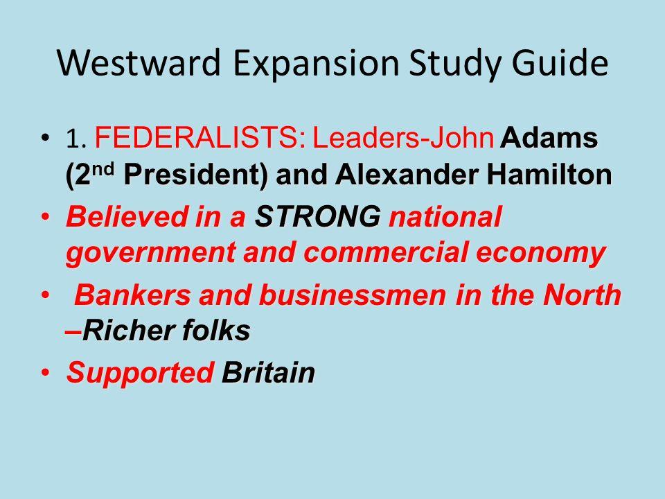 Westward expansion by edna kovacs, ph. D.