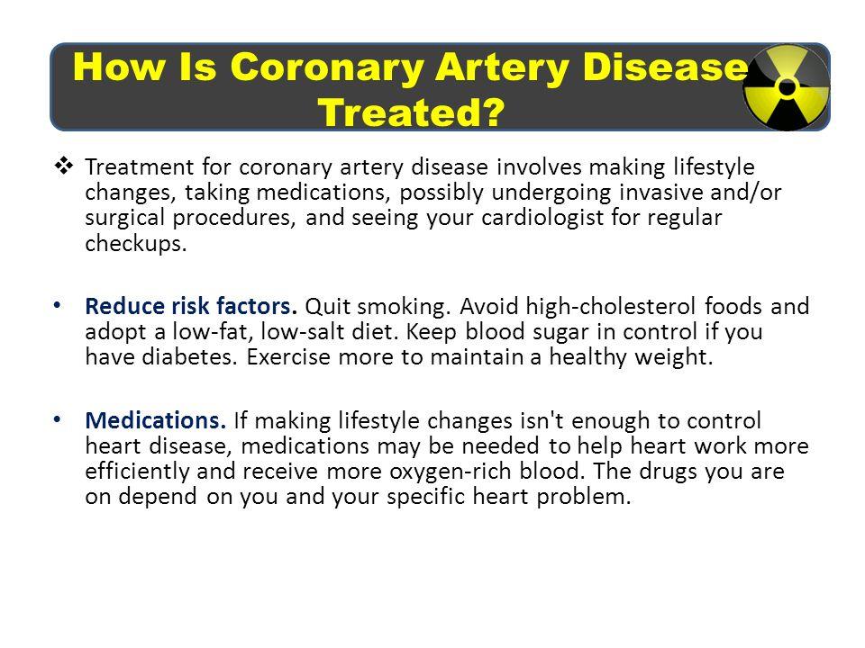 Cardiovascular Monitoring Coronary Artery Disease  - ppt