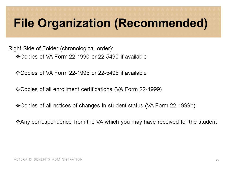 veterans benefits administration compliance surveys october 6, ppt