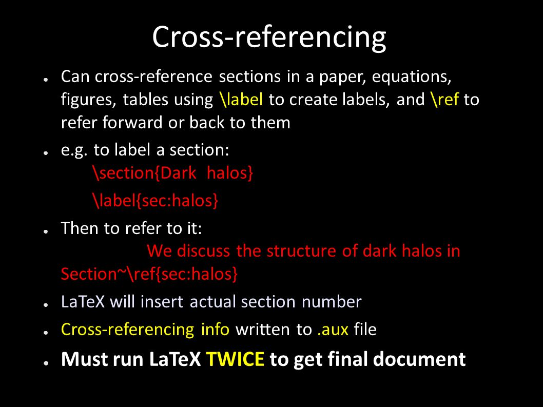 An introduction to LaTeX a document preparation language
