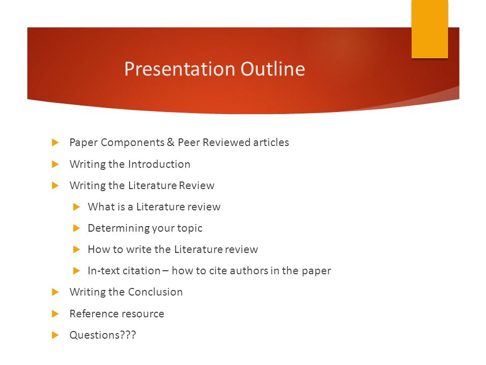 what is a peer reviewed literature review paper Peer review is one of the most loved and most hated features of college writing classes here are some reasons some people love it: they learn a great deal about their writing.