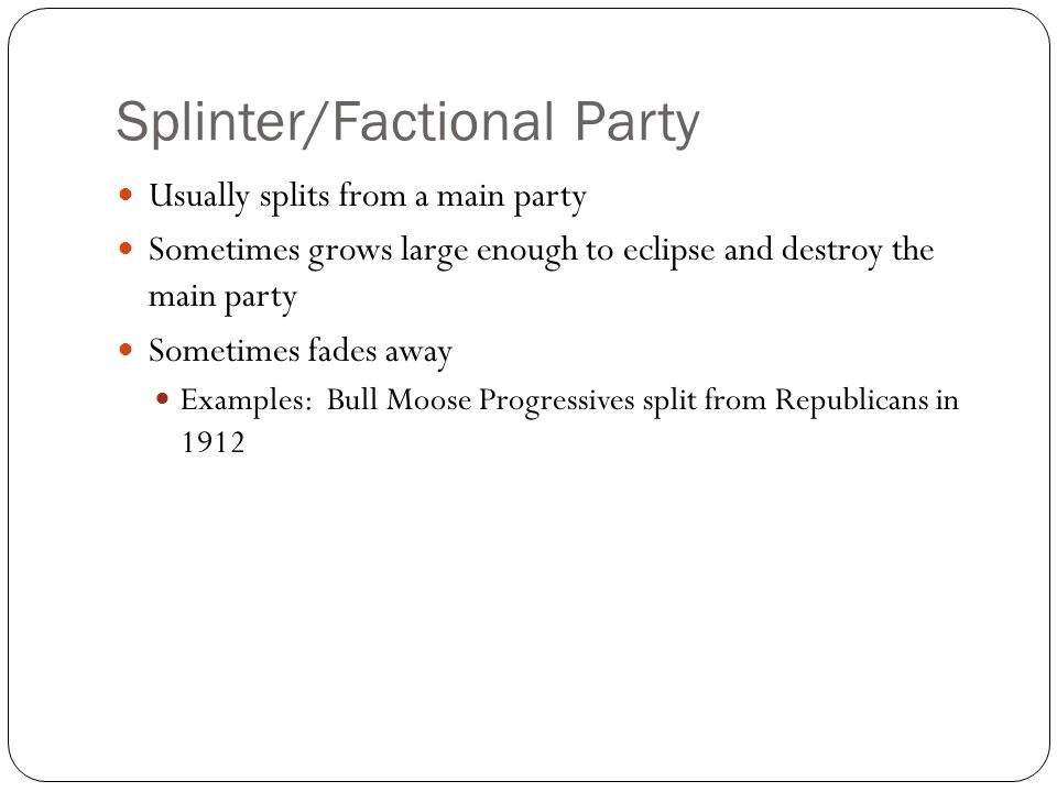 Aim How Do The Ideas Of Democratic And Republican Parties Differ