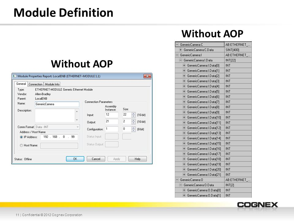 Managing Network Devices with Cognex Connect Eric