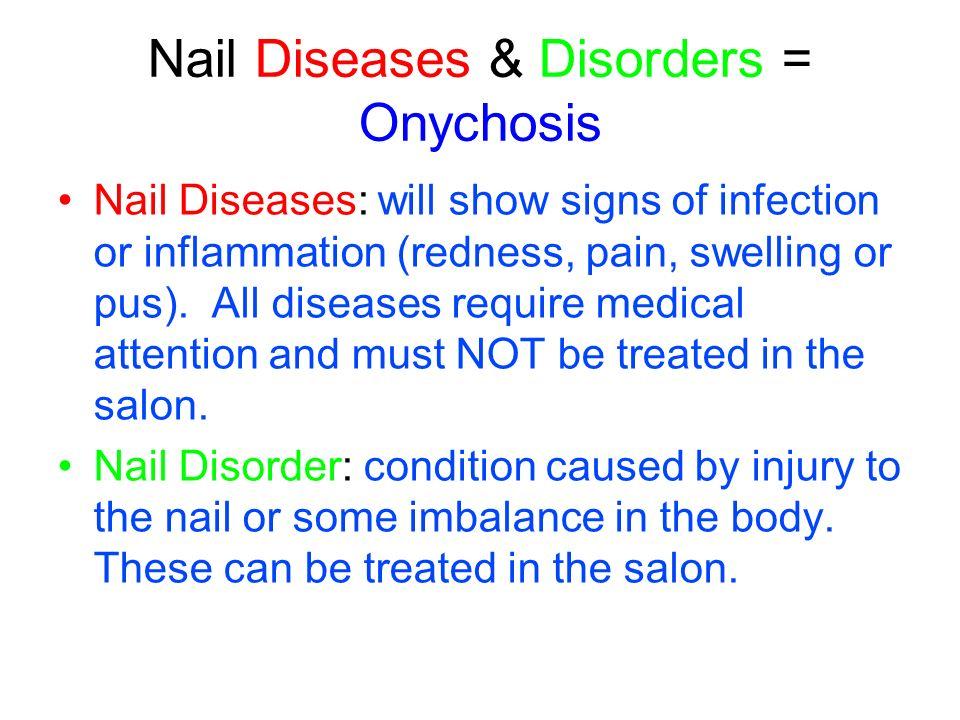 3 Nail Diseases Disorders