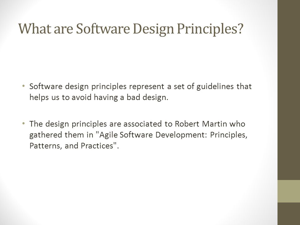Software Design Patterns Curtsy Fahad Hassan Txlabs Ppt Download