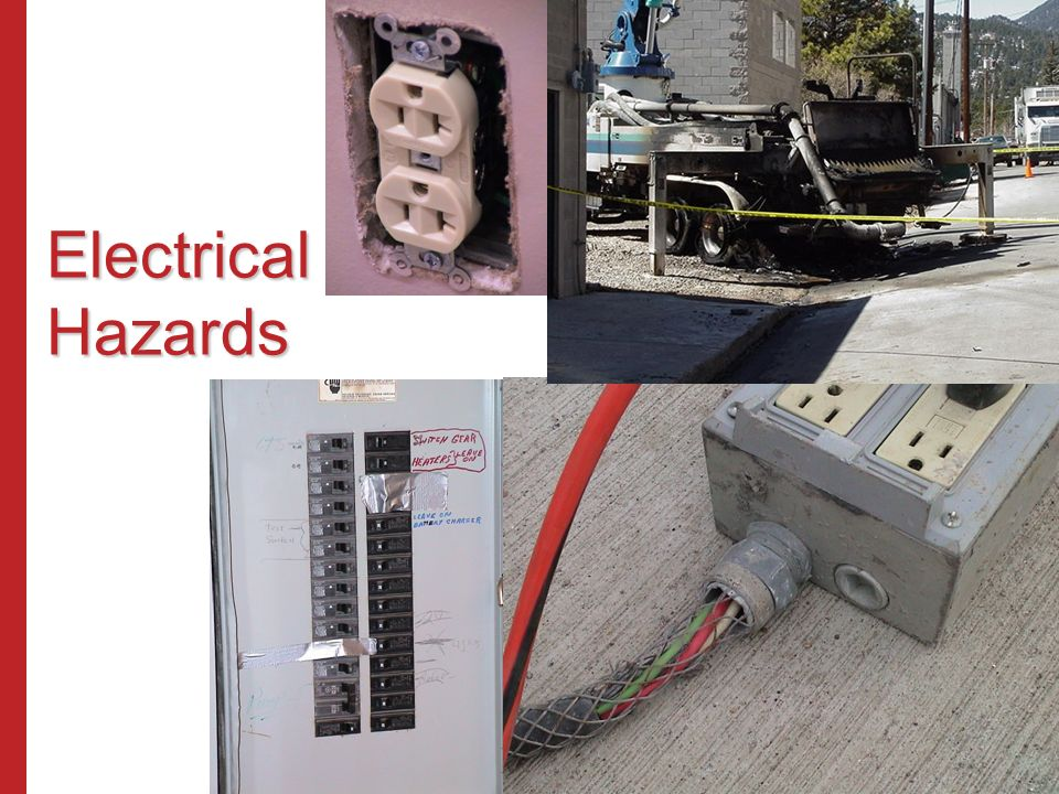 electrical hazards temporary wiring and lighting systems ppt download rh slideplayer com wiring temporary electrical service