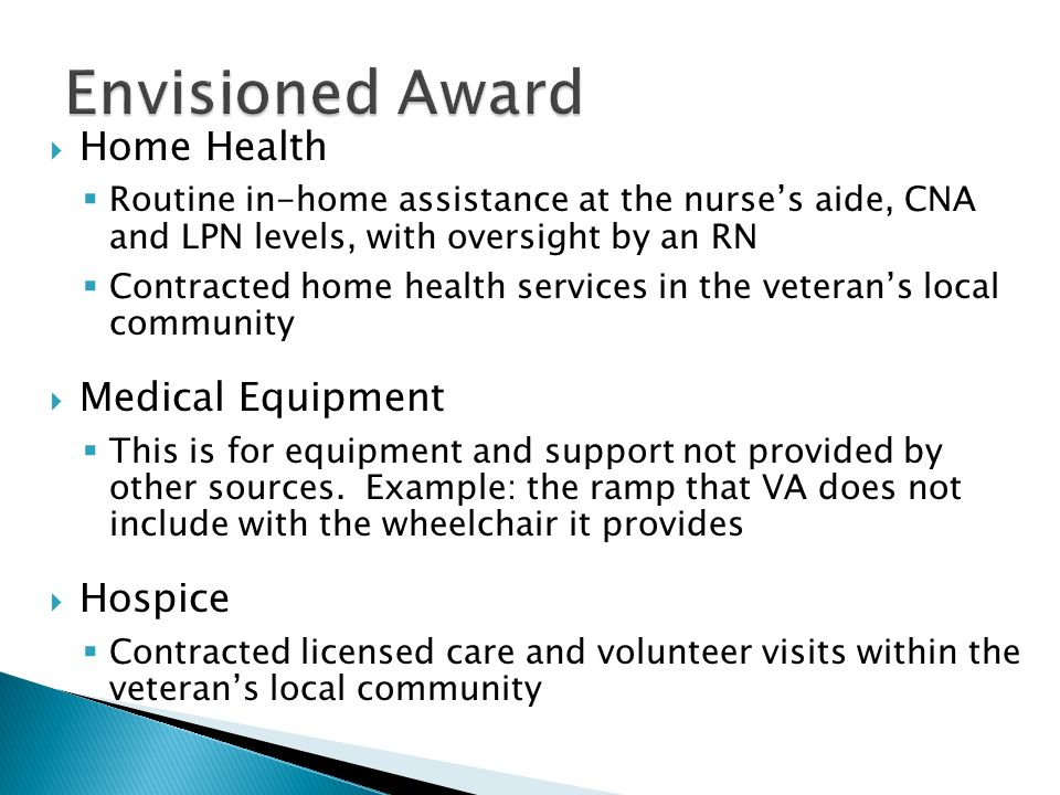 Home Health, Medical Equipment and Hospice   Environmental
