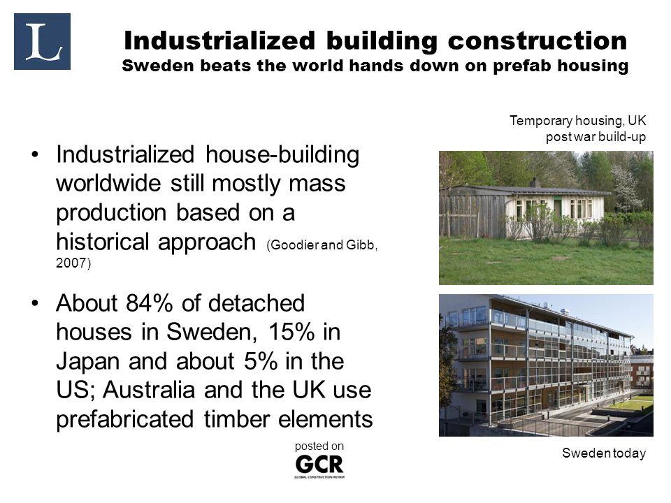 Swedish Prefabricated Houses Uk