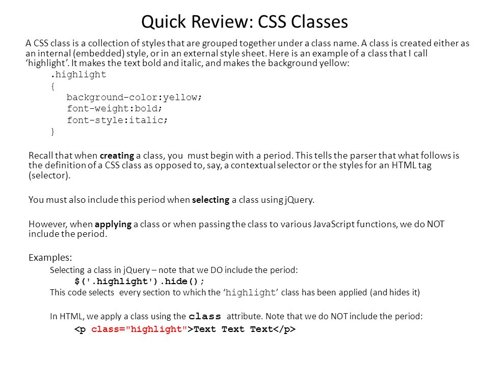 Modifying HTML attributes and CSS values  Learning Objectives By the