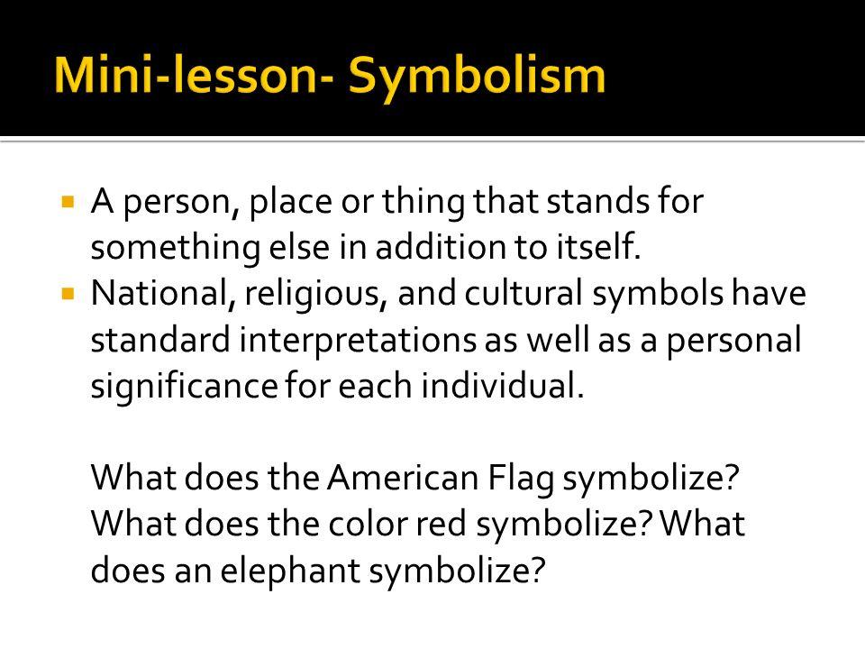 92011 Symbolism Vocabulary Cartoons Create A Cartoon