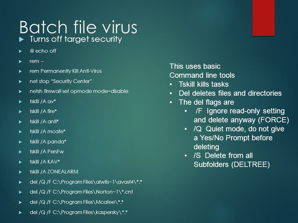 Malware Seminar WITH CHUCK EASTTOM  About the Speaker  19 Books