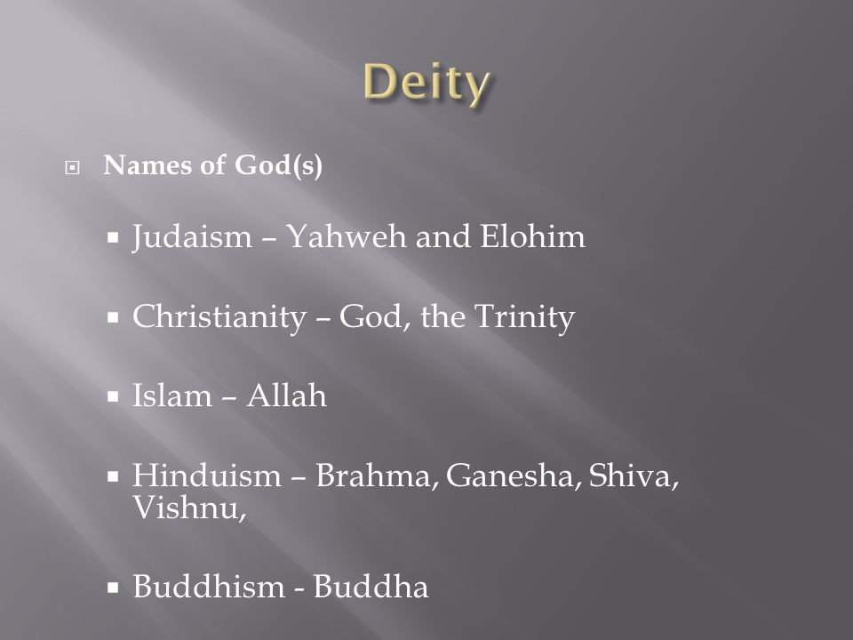 trinity in christianity and hinduism