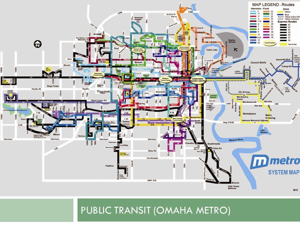 Omaha Metro Route 2