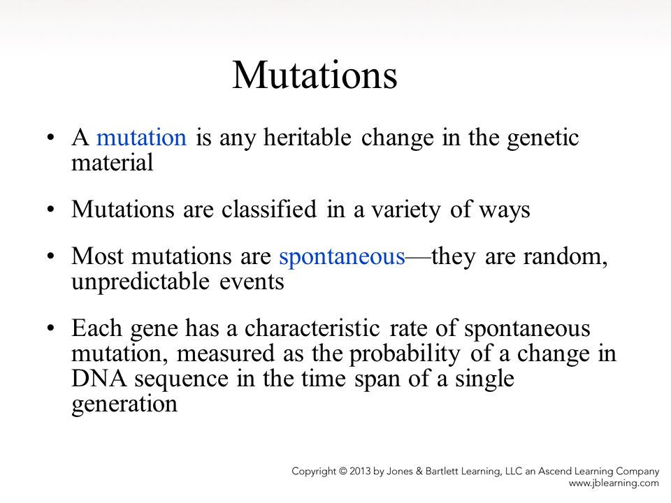 clb method mutation detection ppt