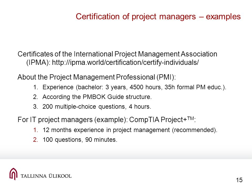 Fantastic Comptia Project Management Certification Collection