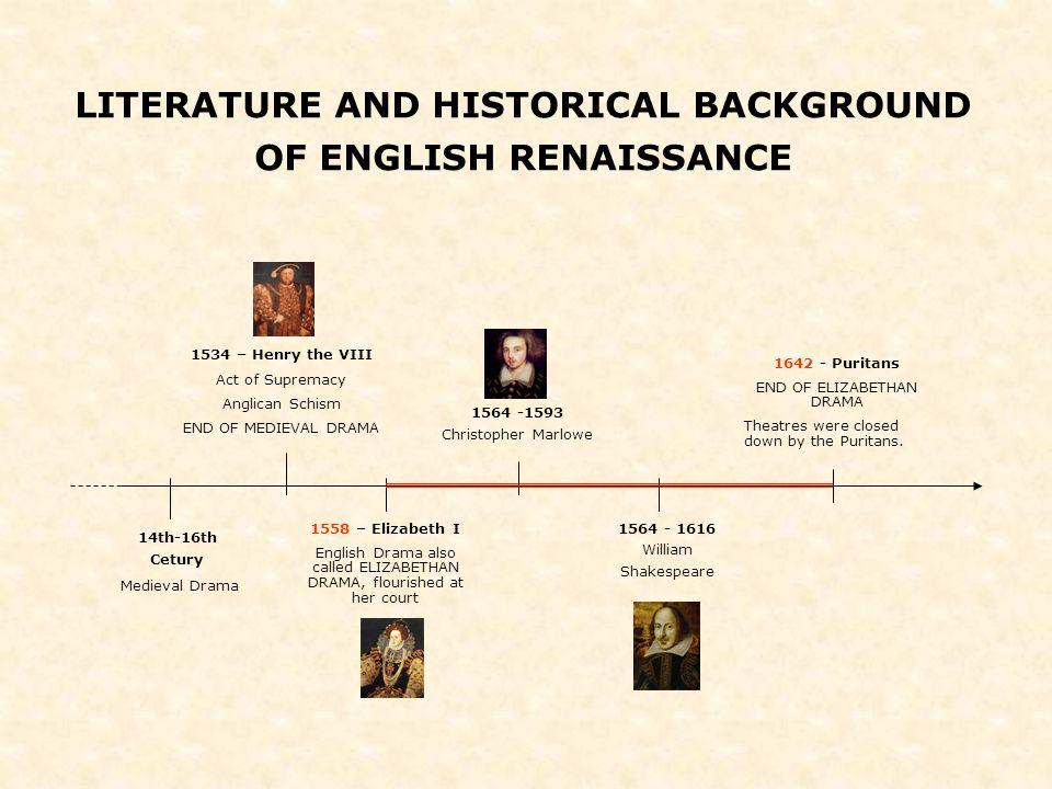 renaissance in english literature pdf