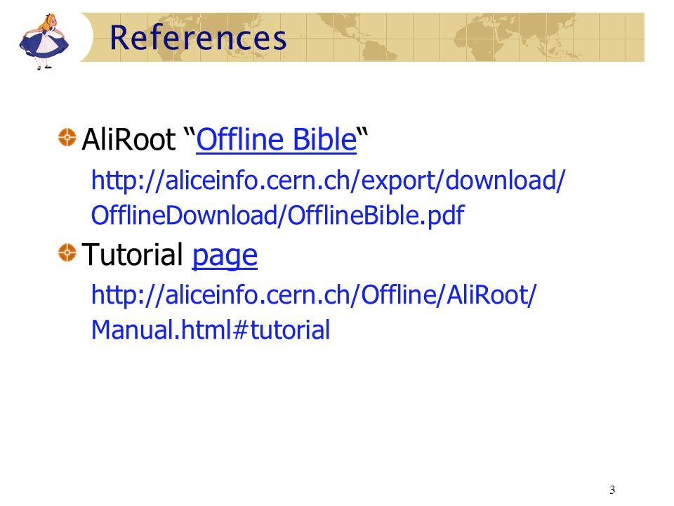 ALICE Offline Tutorial Alice Core Offline 27 nd August, ppt