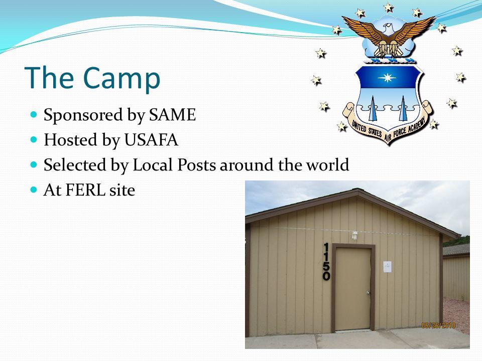 Randall Draeger  Agenda Camp Activities Civil Engineer