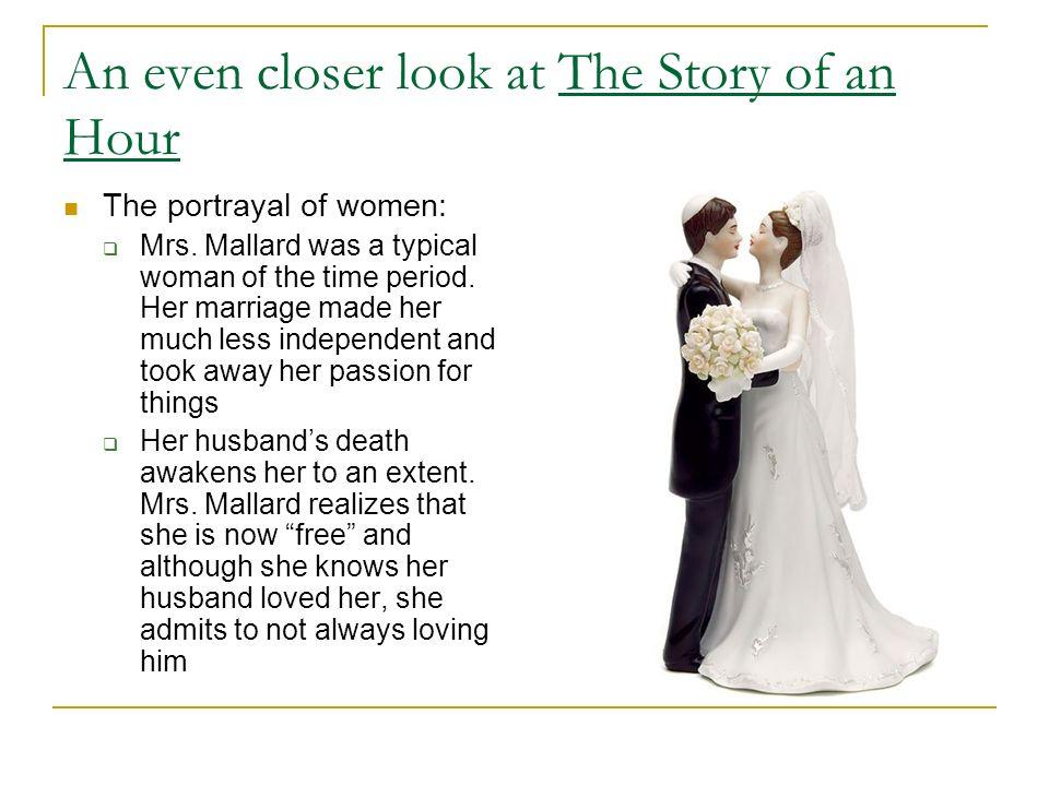 the story of an hour mrs mallard