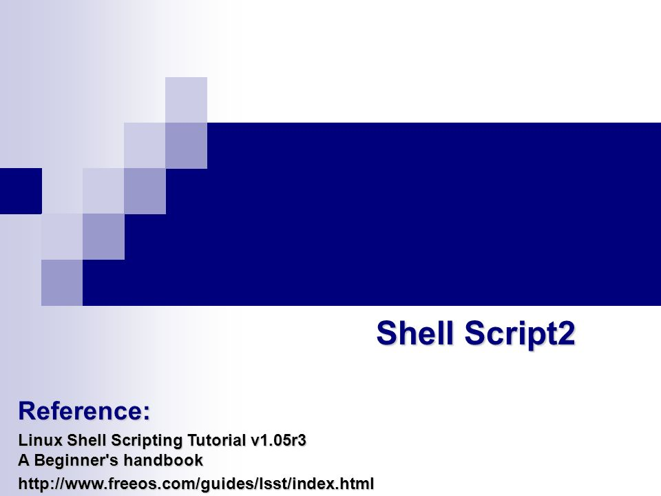 83925842 linux shell scripting tutorial | command line interface.