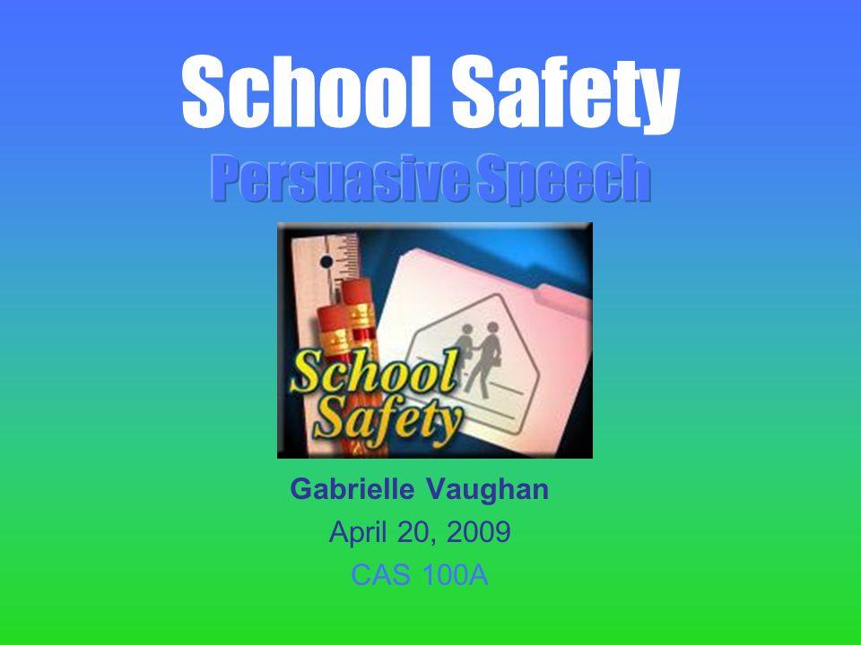 Gabrielle vaughan