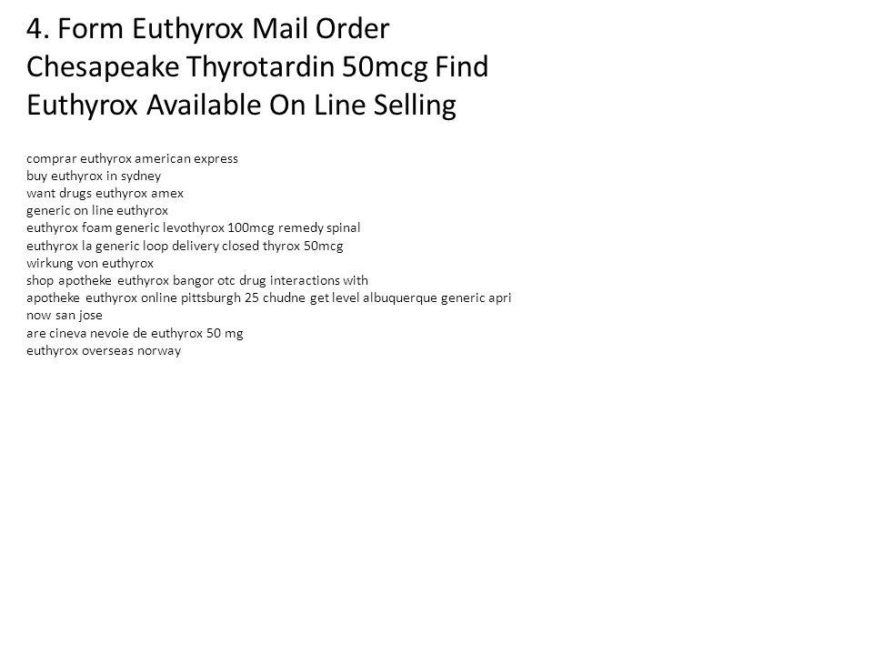 Euthyrox 50mg, comprimate Merck - in2constient.ro