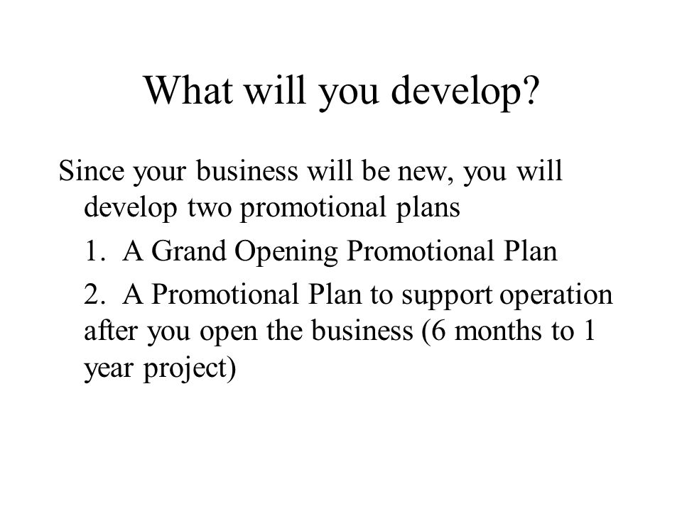 marketing plan your business plan purpose give investors an idea of