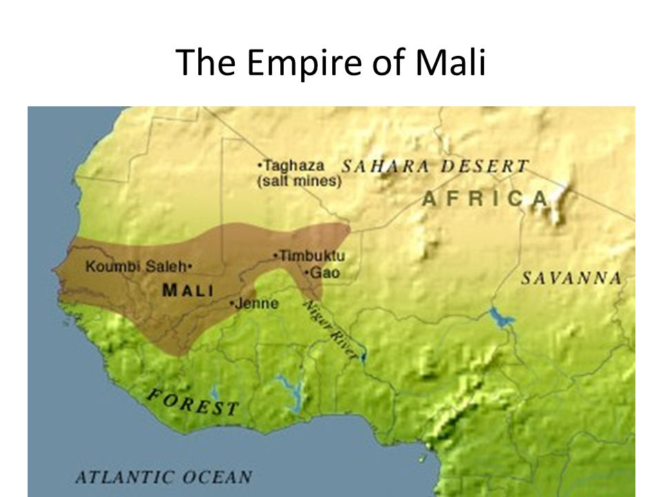 Question 1 The empire of Mali is located in which area of ... on niger river map, kingdom of ndongo map, kongo empire map, tenochtitlan map, gupta empire map, delhi sultanate map, zanzibar map, songhai empire map, africa map, goryeo map, ethiopian empire map, carpatho-ukraine map, canary islands map, timbuktu map, kingdom of kongo map, incan empire map, songhai geography map, zimbabwe map, democratic republic of the congo map, west african empires map,