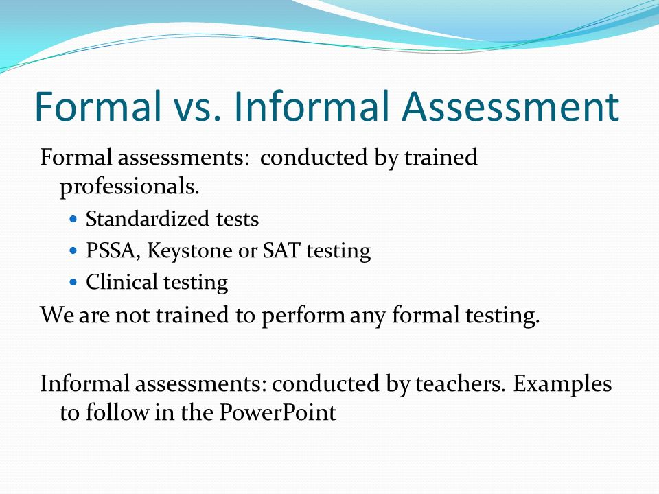 Assessment And Evaluation Assessment Is The Process Of Observing