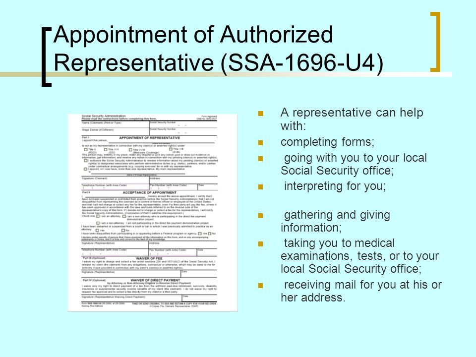 ODMH Expedited SSI and Medicaid Application Procedures