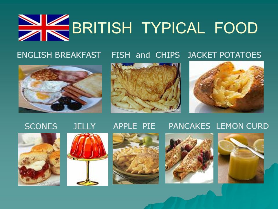 British typical food english breakfast fish and chips jacket 1 british typical food english breakfast fish and chips jacket potatoes scones jelly apple pie pancakes lemon curd forumfinder Images