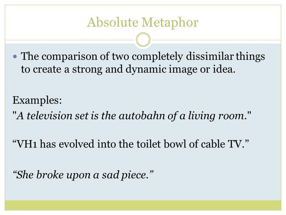Types Of Metaphors Metaphor Extendedtelescopingconceit Metaphor A