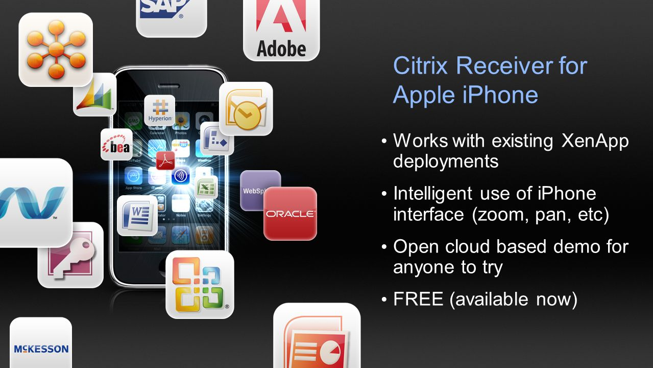 Makes Accessing Virtual Apps and Desktops from Any Device as