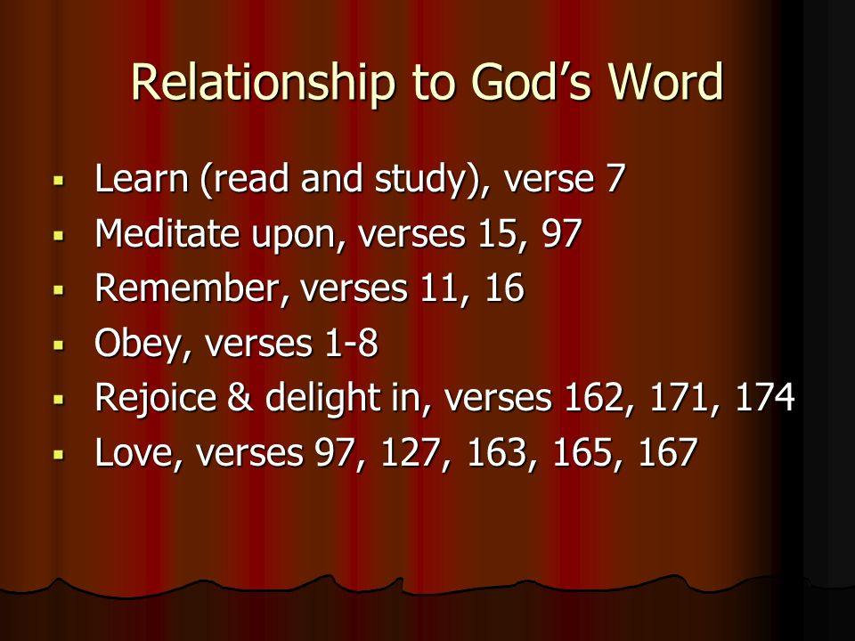 Relationship Tos Word  Ef  A Learn Read And Study Verse   Ef  A Meditate Upon Verses    Ef  A Remember Verses    Ef  A Obey Verses    Ef  A Rejoice