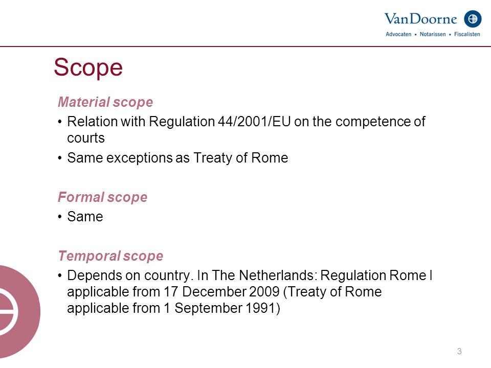 ROME 1 REGULATION PDF DOWNLOAD