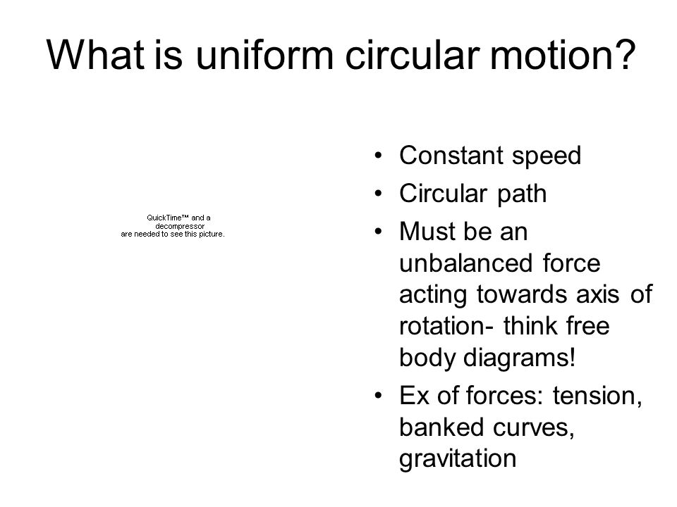 Uniform circular motion what is uniform circular motion constant what is uniform circular motion ccuart Image collections