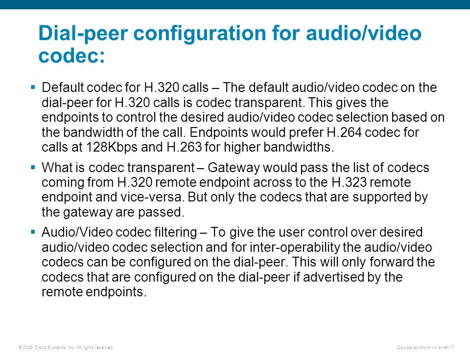 Cisco Term41 Default